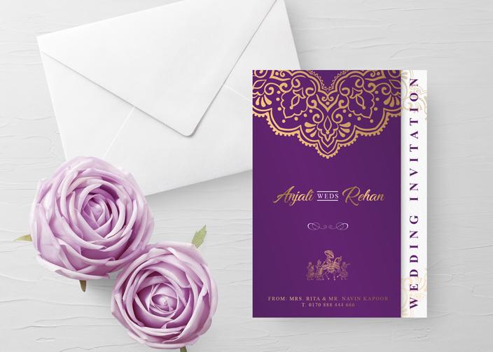 KSR_GmbH_Indische_Hochzeitskarten_A6_W01_geschlossen