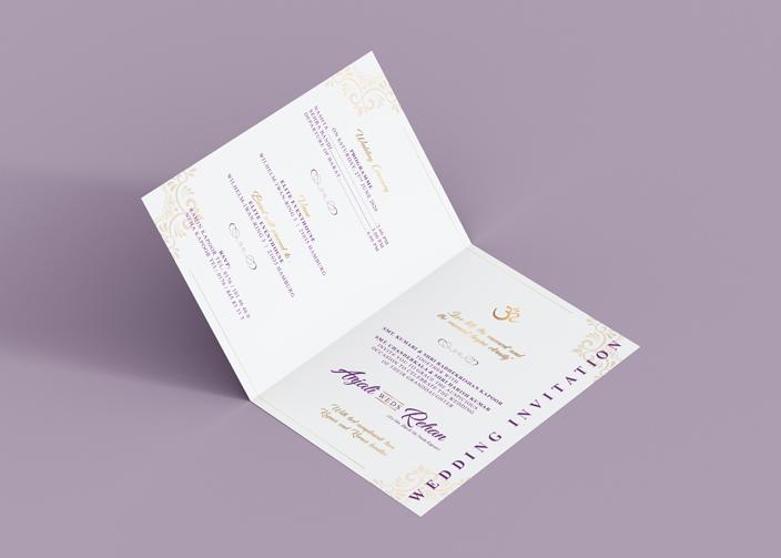 KSR_GmbH_Indische_Hochzeitskarten_A6_W01_offen