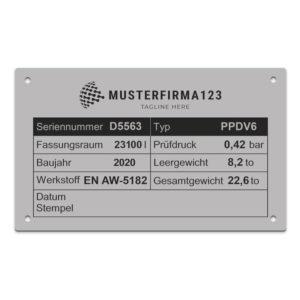 typenschild-maschinenschild-maschinenkennzeichnung-metallschild